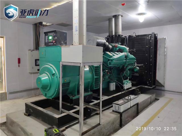 柴油发电机房环保工程应该怎么做卡本人?