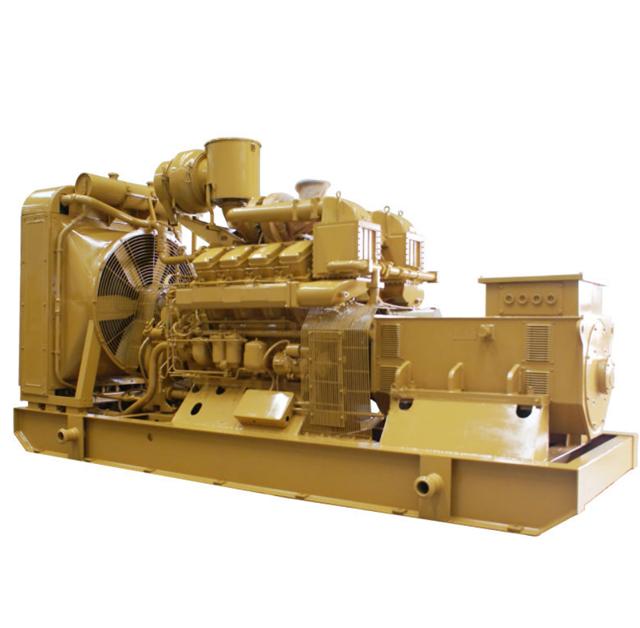 石油济柴发电机组