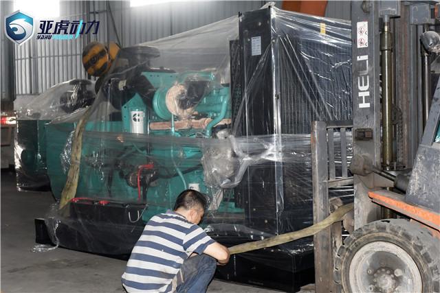 亚虎动力柴油发电机组